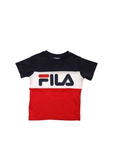 Fila - Classic Day colorblock t-shirt