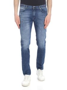 Briglia 1949 - Ribot jeans in blue