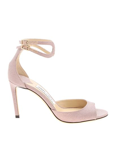 Jimmy Choo - Sandals Lane 85 in pink