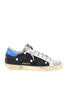 Golden Goose Deluxe Brand - Sneakers Superstar nere a pois