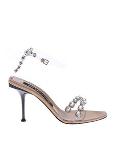 Sergio Rossi - SR Milano 090 sandals with jewels