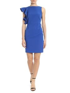 Blugirl - Bluette mini dress with ruffles