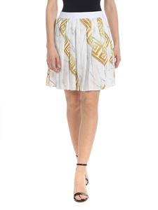 Versace - Skirt in white with Versace print