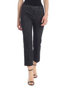 S Max Mara - Duilia trousers in black