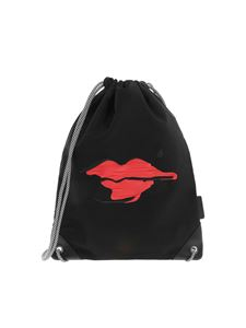 Lulu Guinness - Delphine Beauty Spot Bag in black
