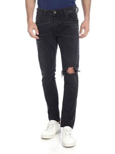 Diesel - Tepphar jeans in black