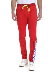 Iceberg - Red pants with side logo