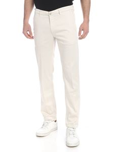 Re-HasH - Mucha trousers in cream white