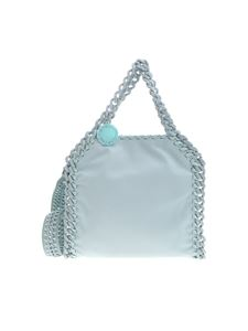 Stella McCartney - Falabella Candy tote bag in water green