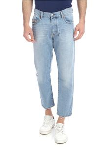 Diesel - Mharky jeans in light blue