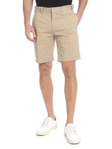 Tommy Hilfiger - Beige bermuda with side bands