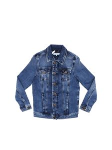 Tommy Hilfiger - Jacket in blue delavé effect