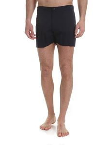 RRD Roberto Ricci Designs - Grecale Rain swim boxer in dark blue