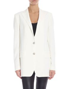 Tagliatore - Bertha jacket in white color