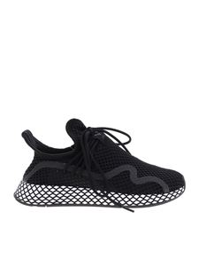 Adidas - Adidas Originals Deerupt S sneakers in black