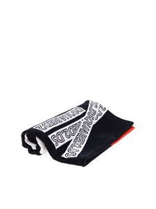 Dsquared2 - Icon towel in black