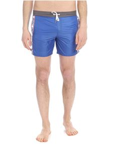 Colmar - Concrete swimsuit in electric blue