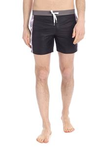 Colmar - Concrete swimsuit in black