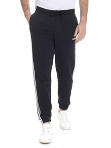 Adidas - Essentials 3-Stripes trousers in black