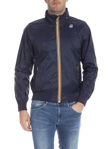 K-way - Amaury jacket in dark blue