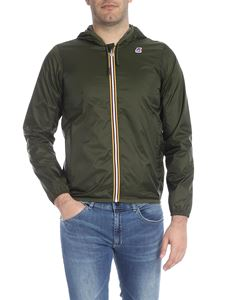 K-way - Jacques jacket in dark green