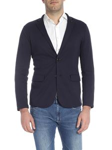 Emporio Armani - Jacket in blue with two buttons