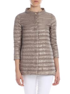 Herno - Rossella down jacket in dove grey