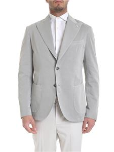 L.B.M. 1911 - Two-buttoned jacket in grey