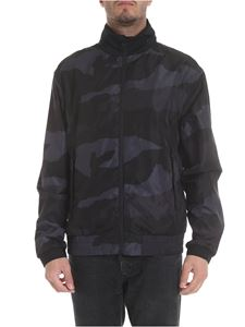 Moncler - Theodore camoufalge jacket in black