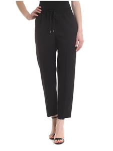 Paul Smith - Pants in black with satin bands
