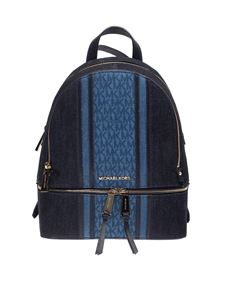 Michael Kors - Whitney backpack in blue