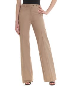 Paul Smith - Trousers in beige with sartorial pleat