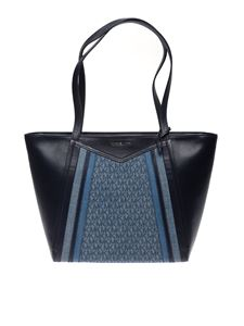 Michael Kors - Whitney shoulder bag in blue