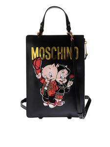 Moschino - Looney Tunes Chinese New Year bag in black