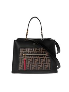 Fendi - Runaway Small bag in black