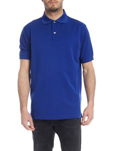 Paul Smith - Bluette T-shirt with charm buttons