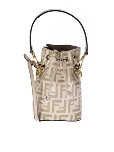 Fendi - Mini Mon Tresor bucket bag