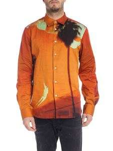 Paul Smith - Paul's Photo shirt in orange
