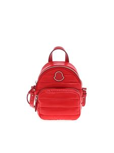 Moncler - Kilia Pm backpack in red