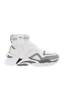 Ash - Fury sneakers in white
