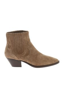 Ash - Falcon pointed Chelsea in brown