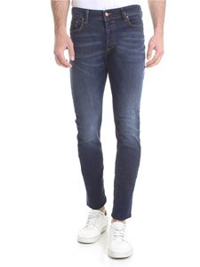 Diesel - Sleeker jeans in dark blue