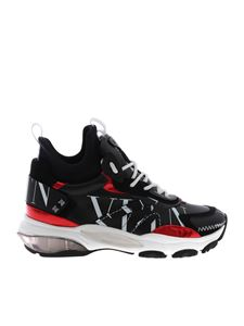 Valentino - Low-Top Bounce sneakers in black