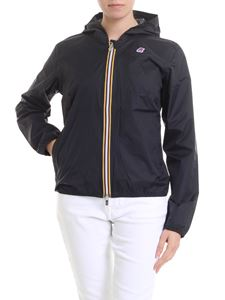 K-way - Lil Plus.Dot jacket in black