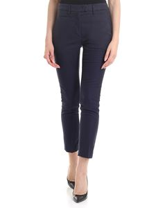 Dondup - Perfect trousers in blue cotton