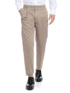 Paul Smith - Cotton trousers in beige