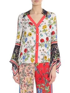 Alice + Olivia - Randa multicolor shirt