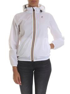 K-way - Le Avrai 3.0 Claudette jacket in white