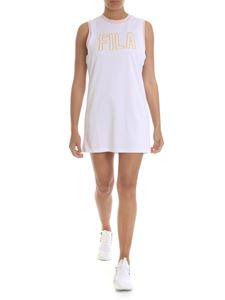 Fila - Candle dress in white