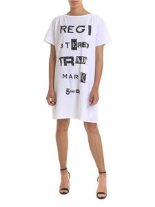 5 Preview - Mintie dress in white cotton